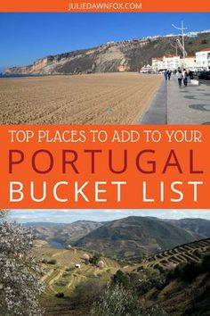 All the best spots around Portugal that I visited in 2017 and that I think you should visit too. Click through to see the top places to add to your Portugal Bucket list. | Julie Dawn Fox in Portugal #portugal #yearinreview #bucketlist
