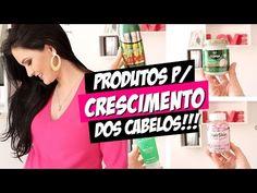 VITAMINAS PARA CRESCIMENTO DE CABELO QUE EU JÁ TOMEI! por Julia Doorman - YouTube