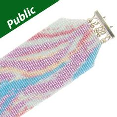 AIR Using Delica Beads on a Loom or Peyote Stitch