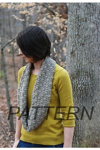 Baah Yarns Cocoon Me Cowl and Shawlette PATTERN ONLY - Alpaca Direct