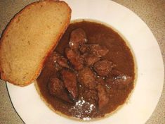 Czech Recipes, Pork, Food And Drink, Beef, Treats, Club, Holidays, Cooking, Kale Stir Fry