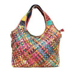 Purses And Bags, Leather, Fashion, Block Prints, Fashion Styles, Handbags, Moda, Fashion Illustrations