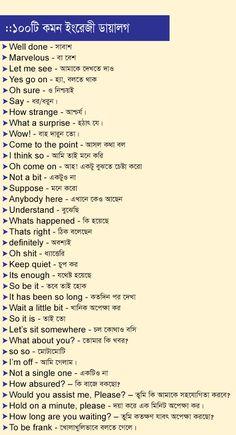 SPOKEN ENGLISH RULES (bangla pdf) ~ 24helpzone