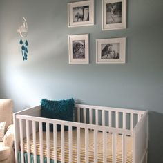 Gender Neutral Baby Room Pics from Etsy and mobile from pinterest DIY
