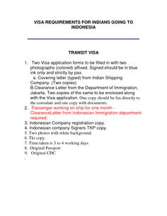 Request Letter For Malaysia Visa Success Destiny