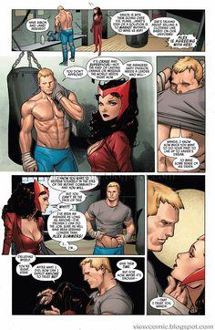 Uncanny Avengers 005 (2013) ………………… | View Comic