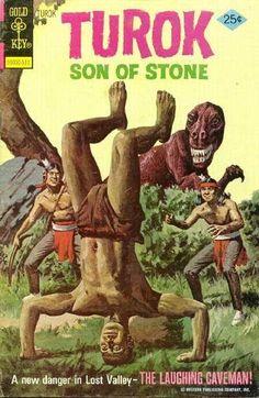 Turok, Son of Stone #100