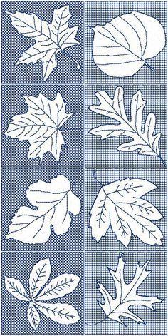 Advanced Embroidery Designs - Leaf Block Set Set of 8 Machine Embroidery Designs Advanced Embroidery, Embroidery Leaf, Silk Ribbon Embroidery, Hand Embroidery Patterns, Applique Patterns, Machine Embroidery Designs, Embroidery Stitches, Embroidery Kits, Beginner Embroidery