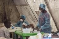 Sierra Leone's chief Ebola doctor contracts the virus
