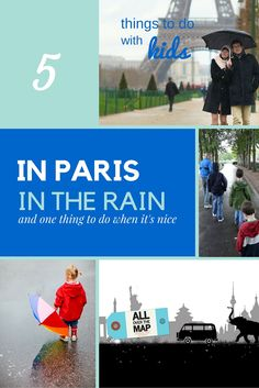 5 Things to Do in Paris with Kids when it Rains Paris Travel Tips, Travel Info, Europe Travel Tips, Travel Advice, European Travel, Travel Ideas, Travel Destinations, Paris Things To Do, 5 Things