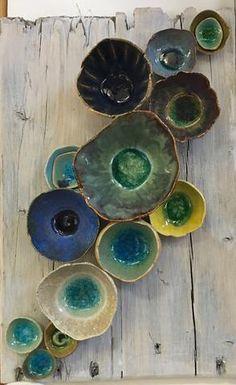 Ceramic Coral Reef - Reef5 -SOLD-