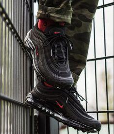 Nike Air Max 97 black red  airmax97  nikeairmax  nikeairmax97  airmaxlove   c3283c2d3f4