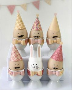 10 fun Easter egg decorating ideas