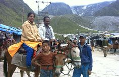 Pony Charges From Gaurikund to Kedarnath