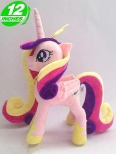 Seller High Quality My Little Pony Soft Cuddly Toy Plush Princess Cadence New