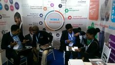 #Panamax team at Booth #B24 at Africa's largest #Fintech Event #Dotfinancelive #nairobi #finance #mobilebanking #Mobifin