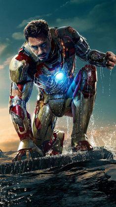 Tony Stark - The Avengers <3