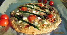 Nitan sapuskat: Karppaajan paras pizza! Vegetable Pizza, Pesto, Quiche, Zucchini, Vegetables, Breakfast, Health, Food, Diabetes