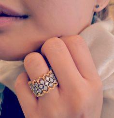 Buccellati Ring - http://accessories.thatarerightforme.com/accessories/buccellati-ring
