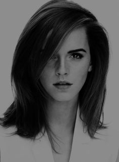 An outlet for my Emma Watson obsession. Emma Watson Stil, Style Emma Watson, Emma Watson Belle, Emma Love, Emma Watson Beautiful, British Actresses, Divas, Hair Makeup, Hair Cuts