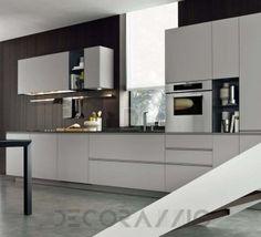 #kitchen #design #interior #furniture #furnishings комплект в кухню Varenna My Planet, VMP08WB