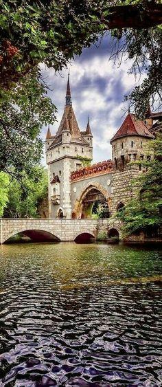 Budapest. El castillo más apacible del mundo