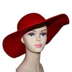 chapeau feutrée pour femme