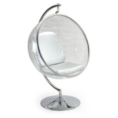 kardiel bubble egg chair with stand