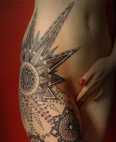 Mandala tattoo designs (62)
