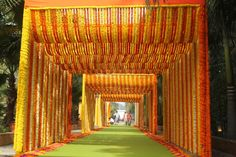 Portfolio of FNP Flagship Decor Wedding Hall Decorations, Tent Decorations, Marriage Decoration, Diwali Decorations, Wedding Walkway, Wedding Entrance, Wedding Mandap, Gate Decoration, Entrance Decor