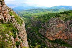 Hunot Canyon. Shoushi Region, Armenia... :)))