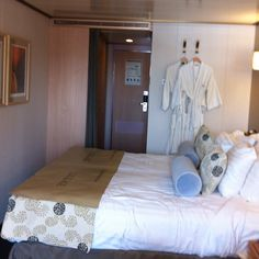 "Holland America Spa Cabin.  I love anything with the word ""spa"" in it!"