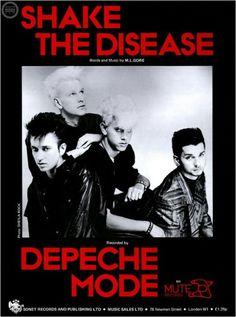 Shake The Disease / Depeche Mode 1985...saw them in Lyon July 1985