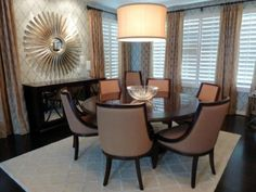 Brownstone Sienna table and chairs