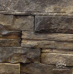 Dry Stack Ledge profile. Chapel Hill color. Chapel Hill, Mountain, Profile, Texture, Stone, Color, User Profile, Colour, Surface Finish