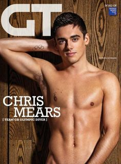 Gay Times - Chris Mears March 13