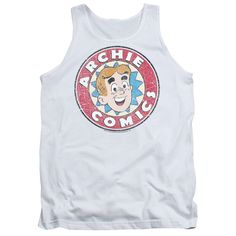 "Checkout our #LicensedGear products FREE SHIPPING + 10% OFF Coupon Code ""Official"" Archie Comics / Archie Comics - Adult Tank - Archie Comics / Archie Comics - Adult Tank - Price: $29.99. Buy now at https://officiallylicensedgear.com/archie-comics-archie-comics-adult-tank"