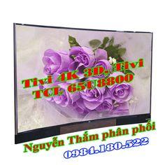 Trình làng model new ''65U8800'' Internet tivi TCL 65 inch 65U8800, tivi TCL 65U8800 4K 3D   Điện máy Thành Đô   LinkedIn