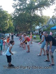 For Fun Outdoor That Beat The Heat Make Block Parties A Hit And Create Loads Of Laughs You Re In Right Place