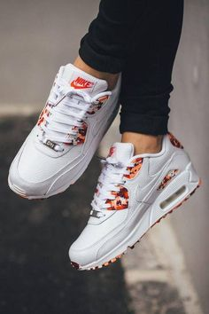 Air Max 90 Qs Premium White Red Pink Trainer With excellent elasticity of  rubber and plastic materials and fabric combination of upper to provide  socks-like ... cb1ad9f498f5
