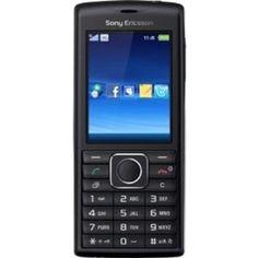 Sony Ericsson Cedar Unlocked QuadBand GSM Phone with 2 MP Camera, Bluetooth, and MicroSD Slot--International Version with No US Warranty (Black/Silver) Unlocked Phones, Old Phone, New Phones, Cell Phone Accessories, Black Silver, Sony, Bluetooth, Bar, Gadget
