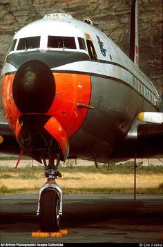 Douglas C-54D Skymaster, N-618, Royal Danish Air Force
