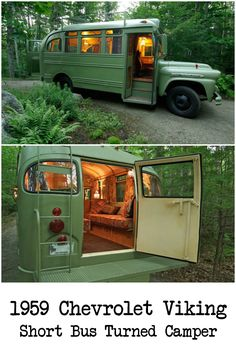Take a quick tour of this retro camper by viewing our album below and tell us what you think!