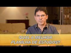 Como montar uma Planilha de Estudos para Concursos? | Gerson Aragão - YouTube