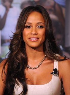 See pictures and shop the latest fashion and style trends of Dania Ramirez, including Dania Ramirez wearing Long Straight Cut, Long Curls, Ponytail and more. Dania Ramirez, Latina Girls, Dark Skin Girls, Long Curls, Hot Brunette, Layered Cuts, Most Beautiful Women, Beautiful People, Beautiful Actresses