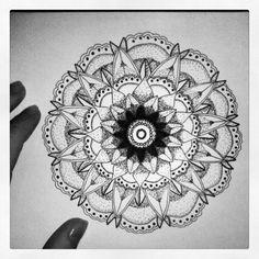 Mandala Designs, pirateloves: Probably the most detailed #mandala...
