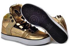Adidas Originals Hardland Gold Shoes