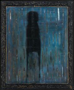 """Malarstwo/grafika - Cykl """"Wojna przeciw człowiekowi"""" - Henryk Musiałowicz"""