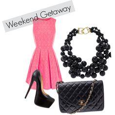 """""""weekend get away"""" by sharan-grewal on Polyvore"""