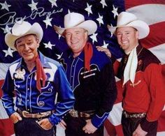 Roy 'Dusty' Rogers Jr & The High Riders. Everyone will have a kicking' cowboy time with Roy 'Dusty' Rogers Jr & the High Riders.